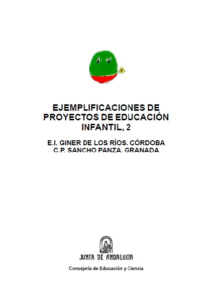 ejemplificaciones de proyectos de educación infantil