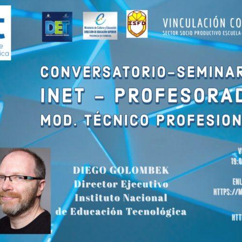 """""""Profesorado de Educación Secundaria de la Modalidad Técnico Profesional en concurrencia con título de base"""""""